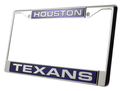 Houston Texans Laser Frame Rico