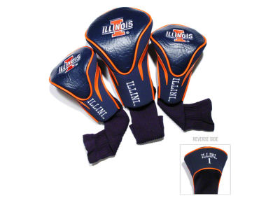 Illinois Fighting Illini Headcover Set