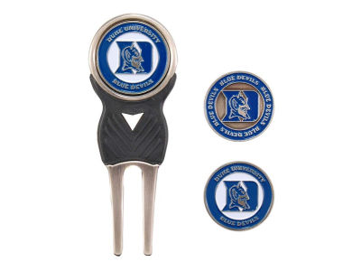 Duke Blue Devils Divot Tool and Markers