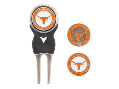 Texas Longhorns Divot Tool and Markers