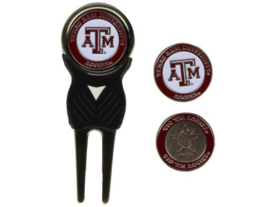 Texas A&M Aggies Divot Tool and Markers
