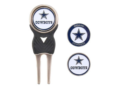 Dallas Cowboys Divot Tool and Markers