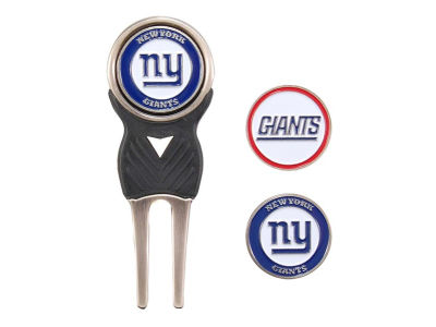 New York Giants Divot Tool and Markers