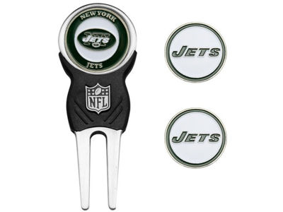 New York Jets Divot Tool and Markers