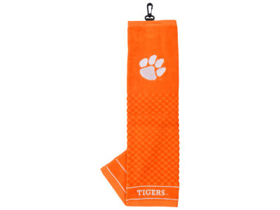 Clemson Tigers Trifold Golf Towel