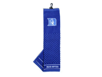 Duke Blue Devils Trifold Golf Towel