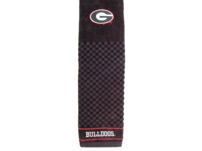 Georgia Bulldogs Trifold Golf Towel