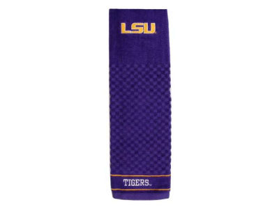 LSU Tigers Trifold Golf Towel
