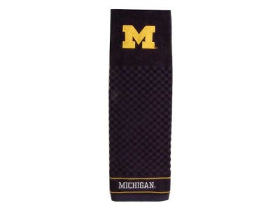 Michigan Wolverines Trifold Golf Towel