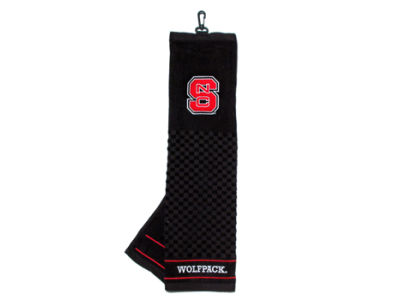 North Carolina State Wolfpack Trifold Golf Towel