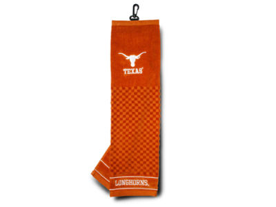 Texas Longhorns Trifold Golf Towel