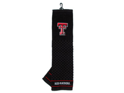 Texas Tech Red Raiders Trifold Golf Towel
