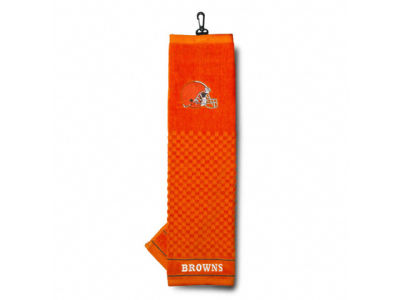 Cleveland Browns Trifold Golf Towel