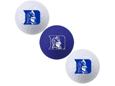 Duke Blue Devils 3-pack Golf Ball Set