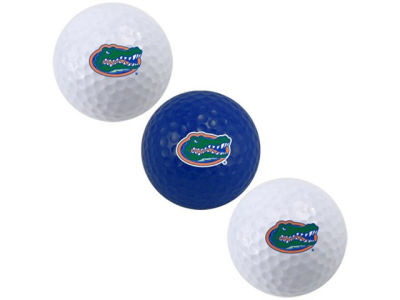 Florida Gators 3-pack Golf Ball Set