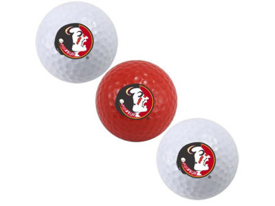 Florida State Seminoles 3-pack Golf Ball Set