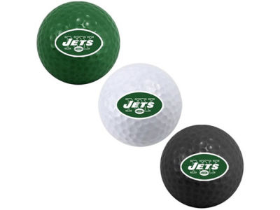 New York Jets 3-pack Golf Ball Set