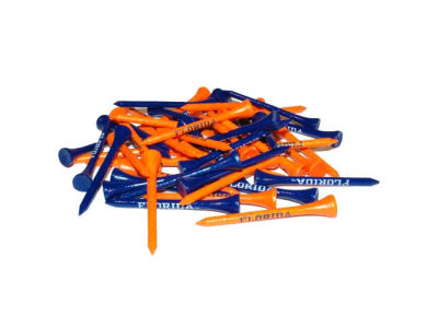 Florida Gators 50pk Golf Tees