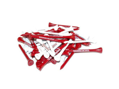 South Carolina Gamecocks 50pk Golf Tees