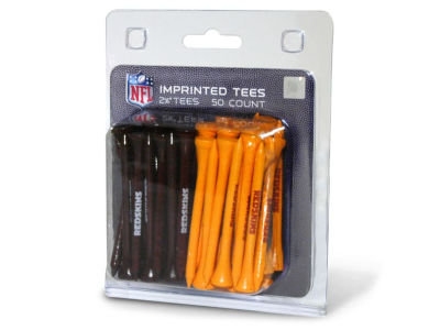 Washington Redskins 50pk Golf Tees