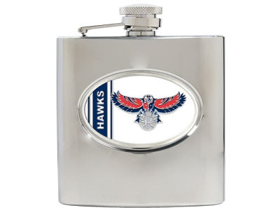 Atlanta Hawks Hip Flask