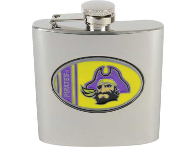 East Carolina Pirates Hip Flask