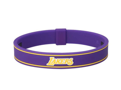 Los Angeles Lakers Phiten S-Type Titanium Bracelet