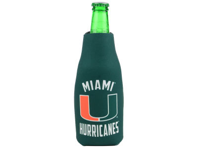Miami Hurricanes Bottle Coozie
