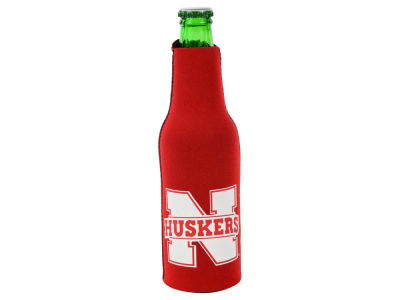 Nebraska Cornhuskers Bottle Coozie