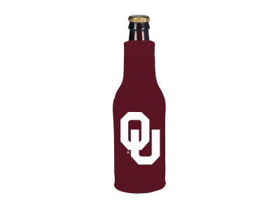 Oklahoma Sooners Bottle Coozie