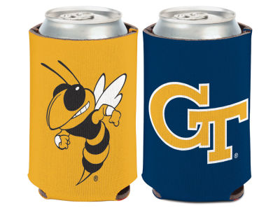 Georgia-Tech Can Coozie