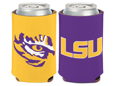 LSU Tigers Can Coozie