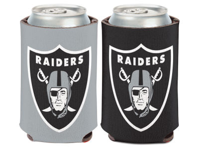 Oakland Raiders Can Coozie