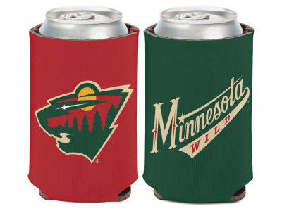 Minnesota Wild Can Coozie