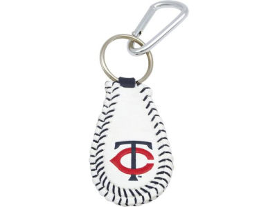 Minnesota Twins Game Wear Keychain