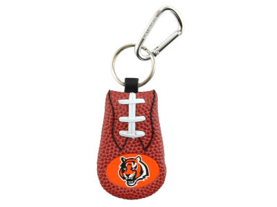 Cincinnati Bengals Game Wear Keychain