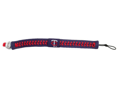 Minnesota Twins Team Color Baseball Bracelet