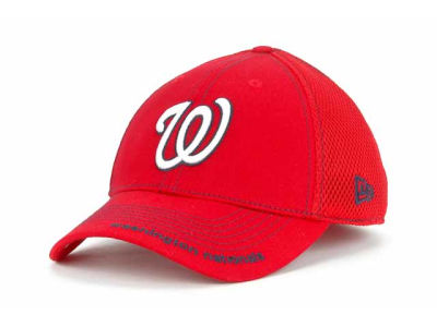 Washington Nationals New Era MLB Neo 2012 39THIRTY Cap