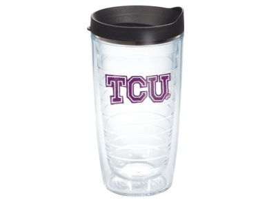 Texas Christian Horned Frogs 16oz Tervis Tumbler