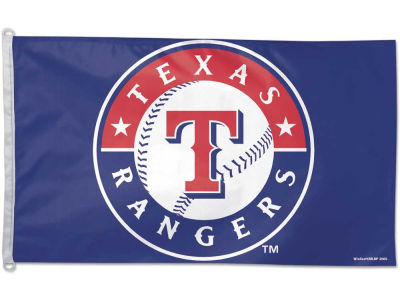 Texas Rangers 3x5ft Flag