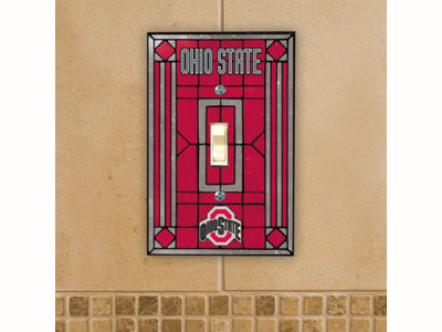Ohio State Buckeyes Switch Plate Cover