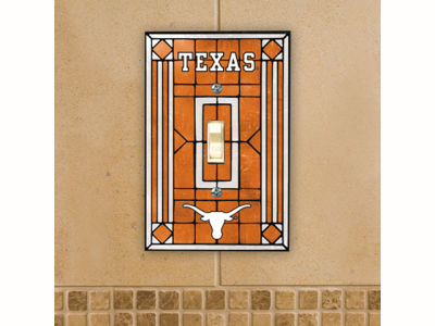 Texas Longhorns Switch Plate Cover