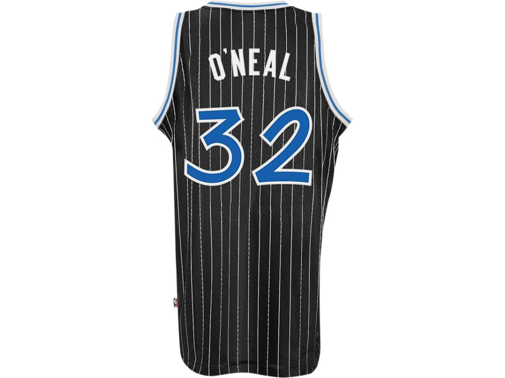 Orlando Magic Shaquille O Neal adidas NBA Men s Retired Player Swingman  Jersey  050c12346