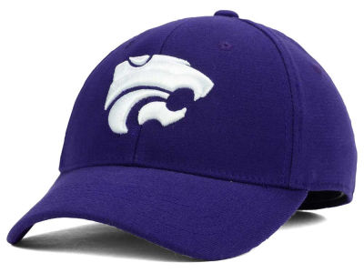 Kansas State Wildcats Top of the World NCAA Team Color PC Cap