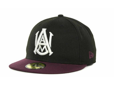 Alabama A&M Bulldogs New Era NCAA 2 Tone 59FIFTY Cap