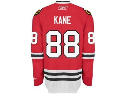 Chicago Blackhawks Patrick Kane Reebok NHL Premier Player Jersey