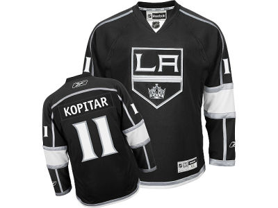 Los Angeles Kings Anze Kopitar Reebok NHL Premier Player Jersey