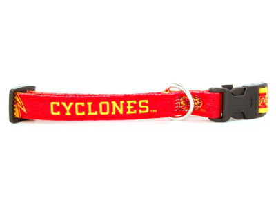 Iowa State Cyclones Medium Dog Collar