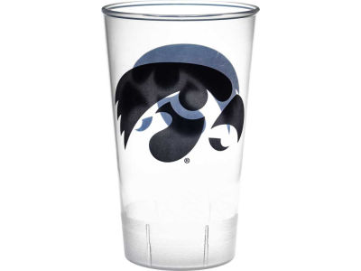 Iowa Hawkeyes Single Plastic Tumbler
