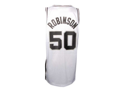 San Antonio Spurs David Robinson adidas NBA Retired Player Swingman Jersey